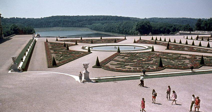 Ogrody w stylu francuskim