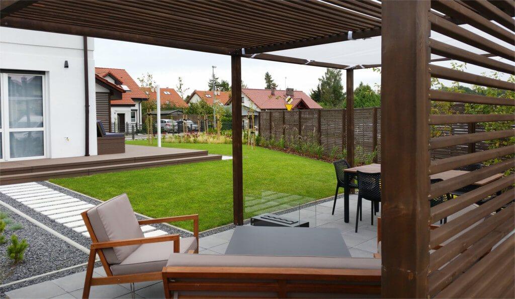 Green Solutions - przykład realizacji niedaleko Poznania