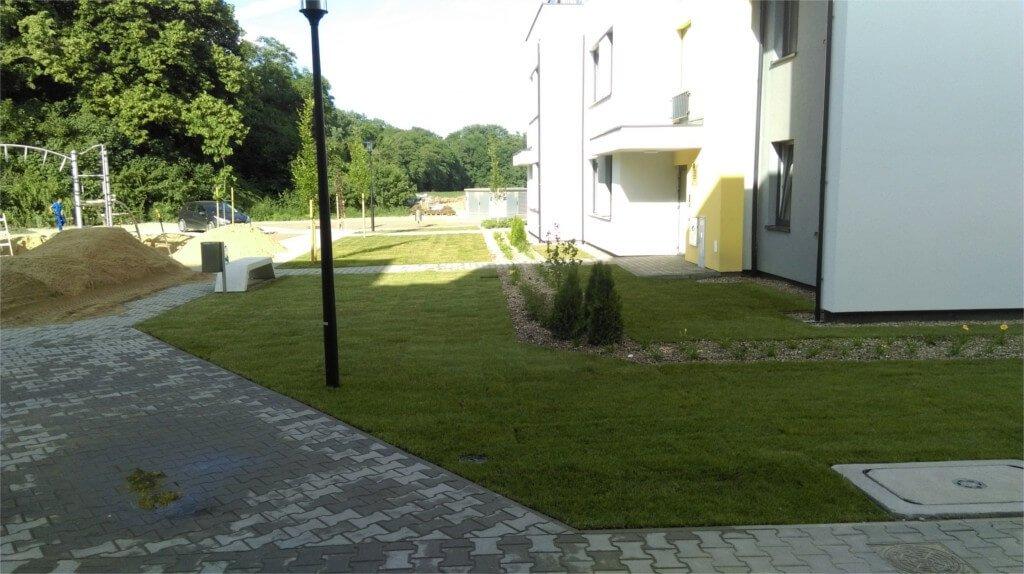 Prace ogrodnicze Green Solutions