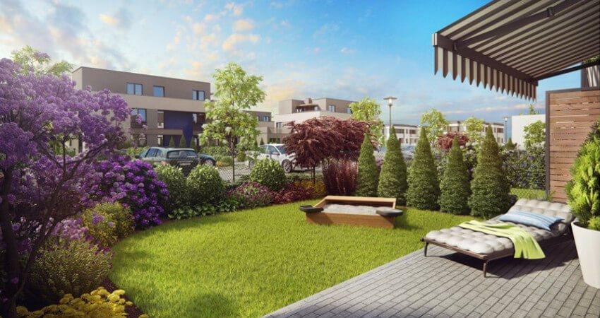 Projektowanie ogrodów Poznań - Green Solutions