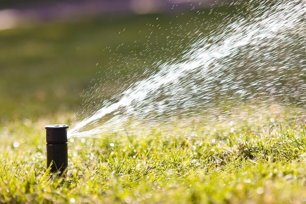 Realizacje Green Solutions - nawadnianie ogrodów
