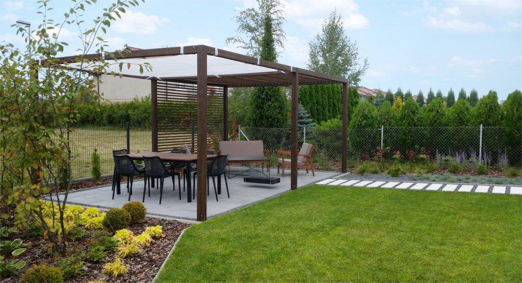 Realizacje Green Solutions - zakładanie ogrodów