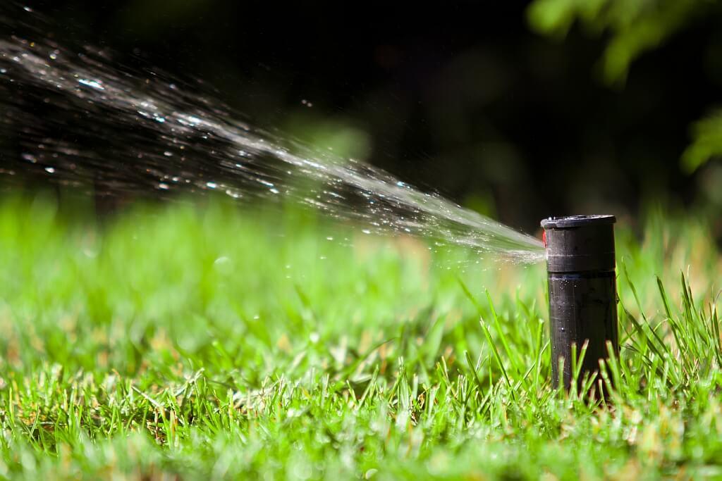 Realizacje - nawadnianie ogrodów