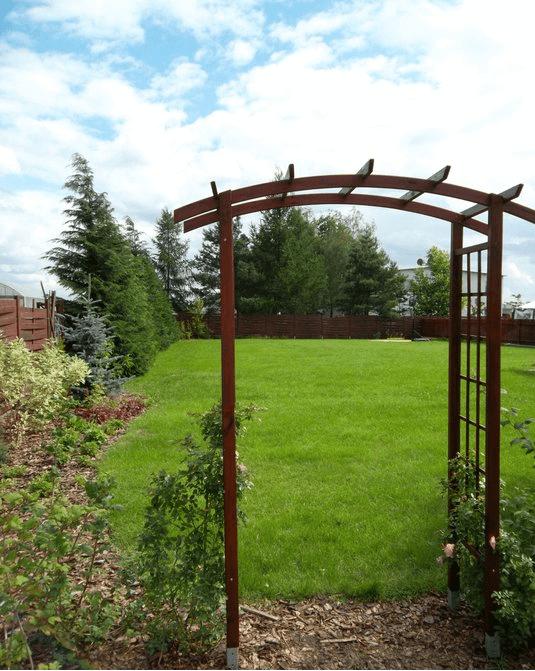 Realizacje - pielęgnacja trawników