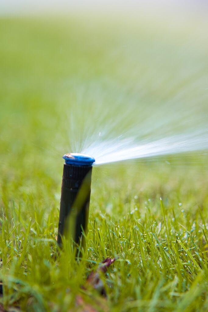 Realizacje - podlewanie trawników