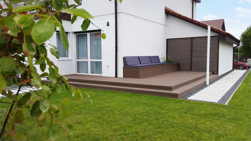 Realizacje - projekt izałożenie ogrodu