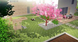 Realizacje - projektowanie ogrodów Green Solutions