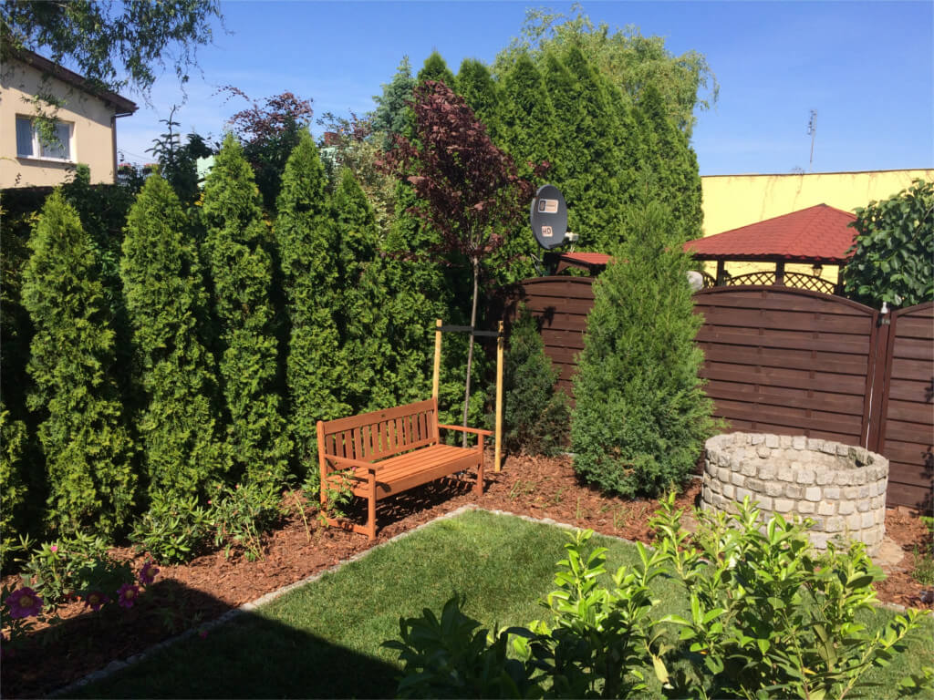 Realizacje - przykład ogrodu