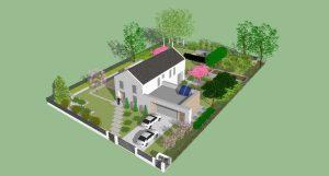 Projektowanie ogrodów wokół domów - Green Solutions