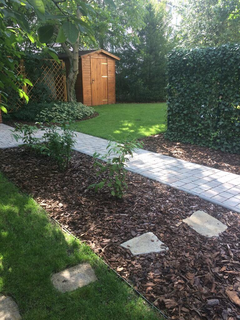 Realizacje - założenie ogrodu naWildzie wPoznaniu