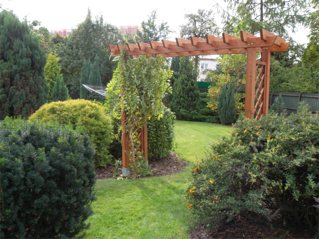 Realizacje - zakładanie ogrodów