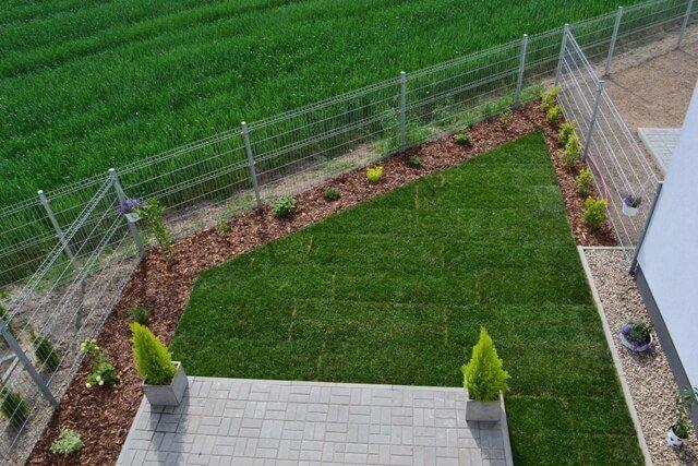 Realizacje - zakładanie trawników Poznań