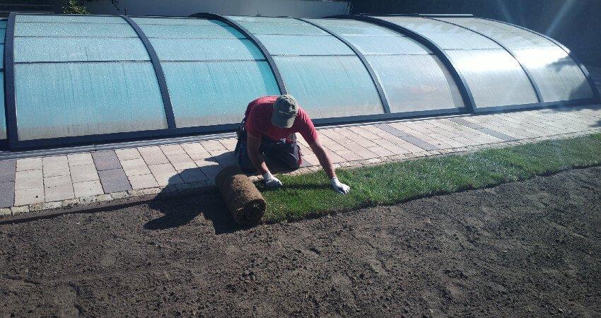 Zakładanie trawników - Green Solutions
