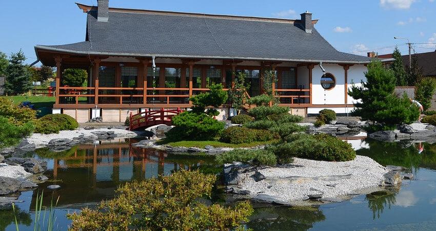 Ogród herbaciany
