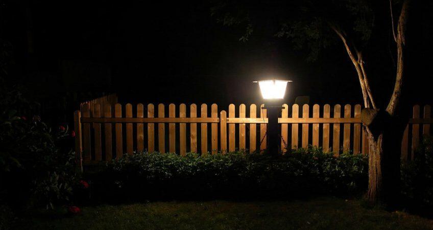 Oświetlenie ogrodu - lampy do ogrodu