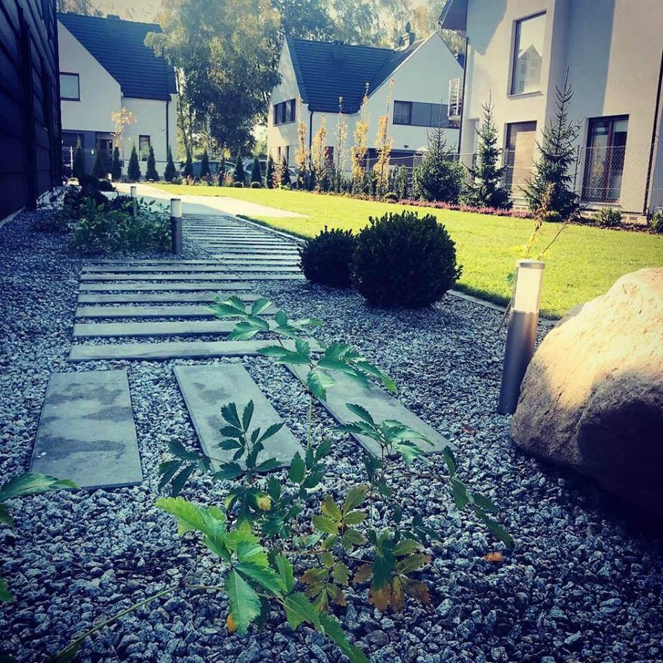 Ścieżka ogrodnicza - nasze ogrody