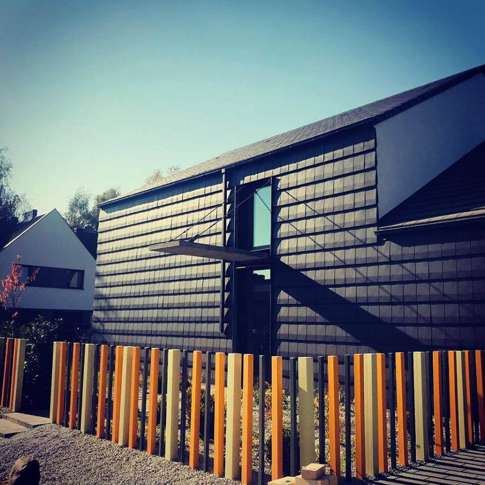 Otoczenie domu - przykład realizacji Green Solutions