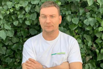 Szymon Stablewski - firma Green Solutions zPoznania
