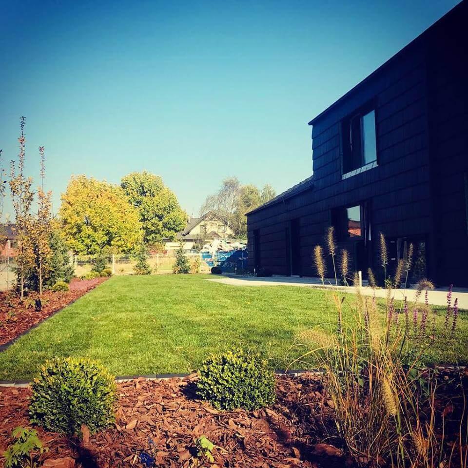 Urządzanie ogrodów - przykładowe realizacje