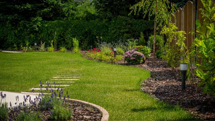 Ogrody - zakładanie ogrodu zGreen Solutions