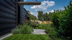 Ogród zaprojektowany przezGreen Solutions