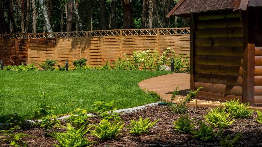Zakładanie ogrodu - realizacja projektu Green Solutions