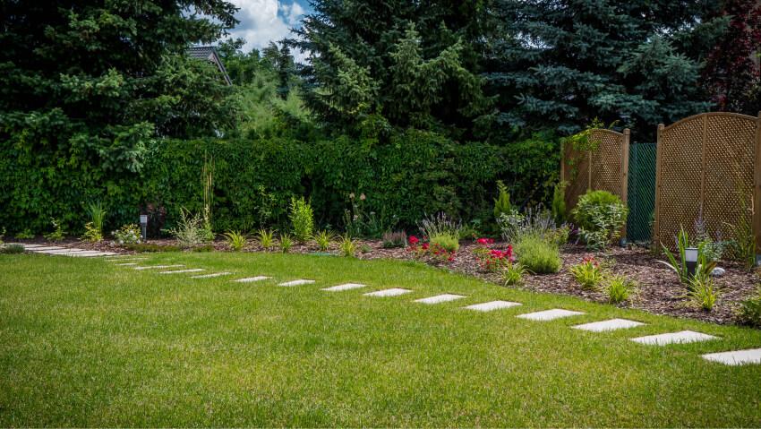 Zakładanie trawnika wogrodzie