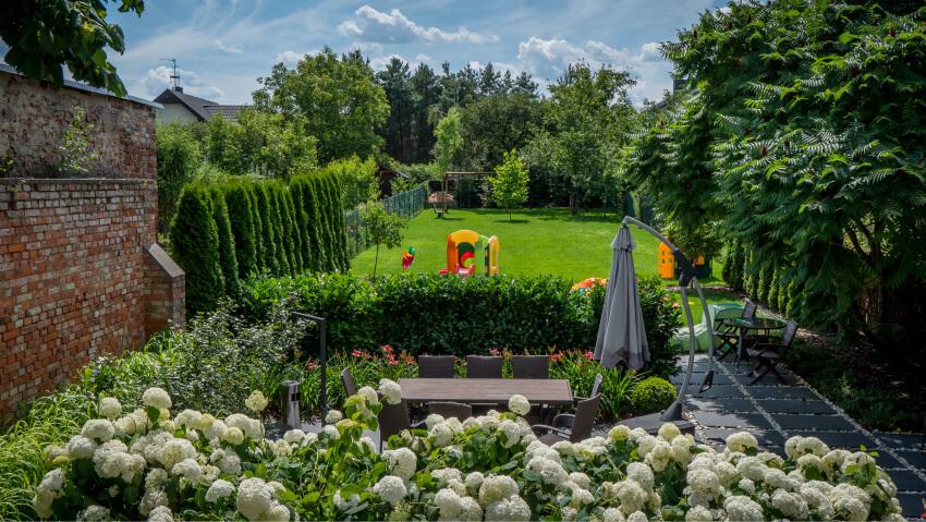 Ogród - zakładanie iprojektowanie