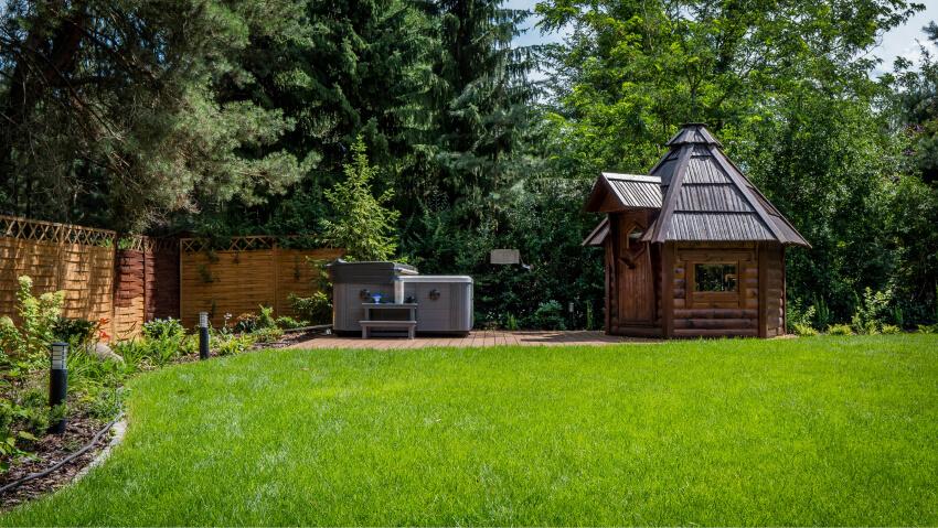 Mała architektura wogrodzie - zakładanie ogrodów