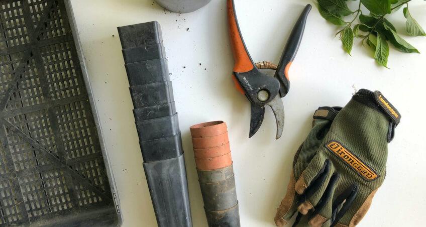 Wiosenne prace wogrodzie - narzędzia ipodstawowe zadania